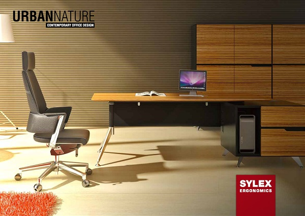 URBAN NATURE Contemporary Office Design Catalogue PDF (Click to download)