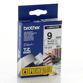brother p touch 9mm tz tapes. Black Bedroom Furniture Sets. Home Design Ideas