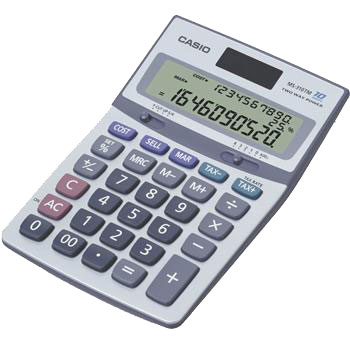 how to change the decimal rounding on a cas calculator
