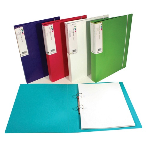 A4 Ring Binders 2 Ring