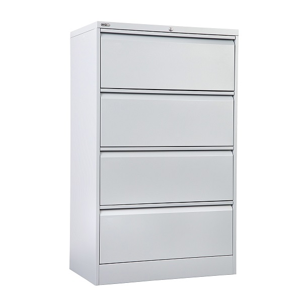 Lateral File Cabinet 4 Drawer. Premium Quality, Commercial Side Or Lateral  Filing Cabinet For