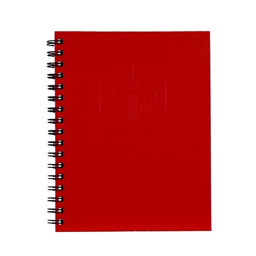 Spiral Notebook Png Your choice of notebook