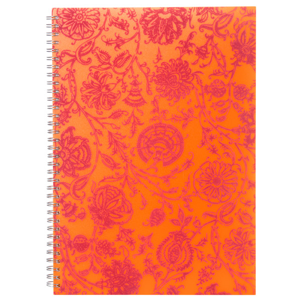 fashion notebooks