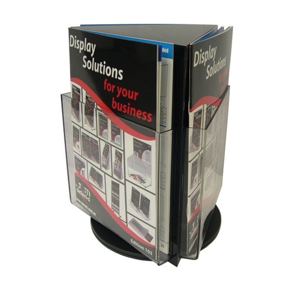 Counter Amp Floor Stand Brochure Holders