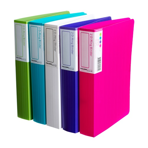 A5 Ring Binders