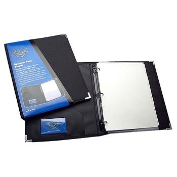 Business card books binders wallets please colourmoves